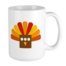 Turkey Triclopsies Mug