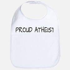 Proud Atheist (Freethinker) Bib