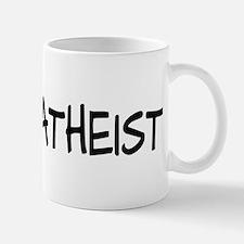 Proud Atheist (Freethinker) Mug