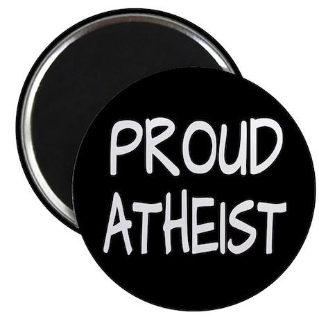 Proud Atheist (Freethinker) Magnet