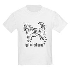 Otterhound Kids T-Shirt