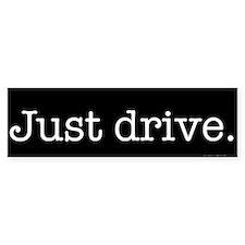 Drive (bumper) Bumper Bumper Sticker