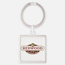 Redwood National Park Keychains