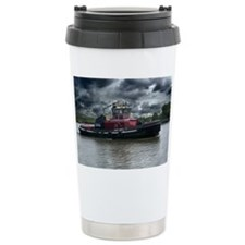 Tugboat Moran Travel Coffee Mug