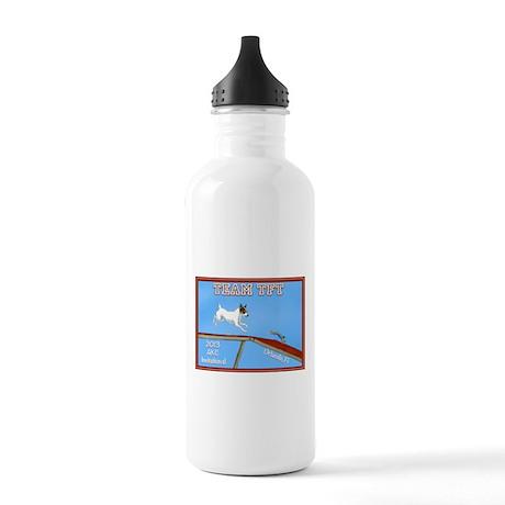 2013 Team TFT Logo Water Bottle