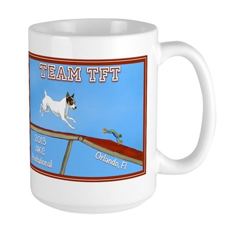 2013 Team TFT Logo Mugs