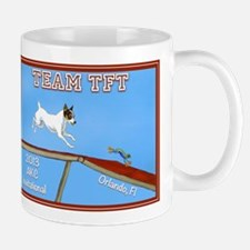 2013 Team TFT Logo Mugs