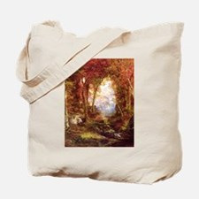 Autumn Trees Fine Art Tote Bag