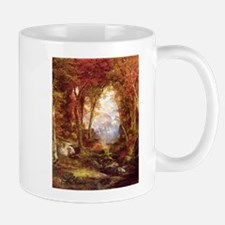 Autumn Trees Fine Art Mugs