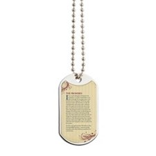 The Promises Dog Tags