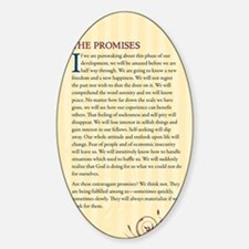 The Promises Decal
