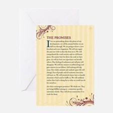 The Promises Greeting Card