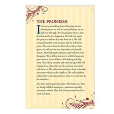 The Promises Postcards (Package of 8)