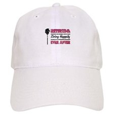 Retired (Happily Ever After) Baseball Cap