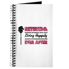 Retired (Happily Ever After) Journal