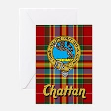 chattangc8x10 Greeting Card