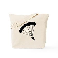 BASE Jumper / Skydiver Tote Bag