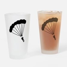 BASE Jumper / Skydiver Drinking Glass
