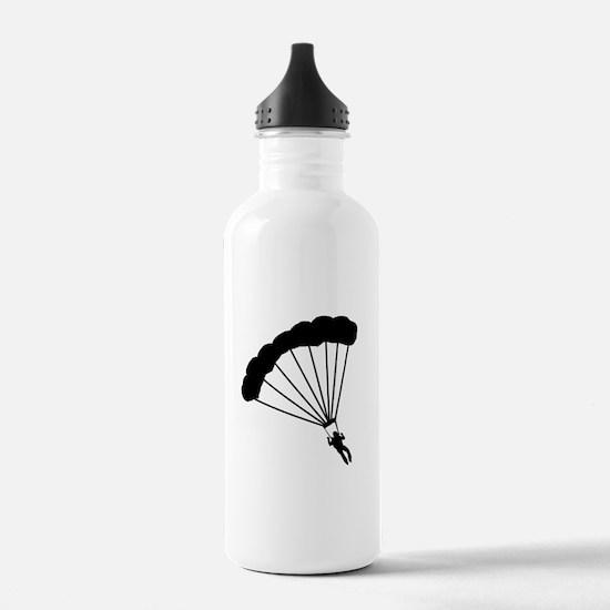 BASE Jumper / Skydiver Water Bottle