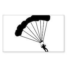 BASE Jumper / Skydiver Decal