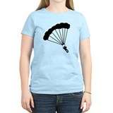 Skydiving Women's Light T-Shirt