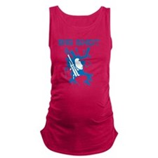 big shot paintball Maternity Tank Top