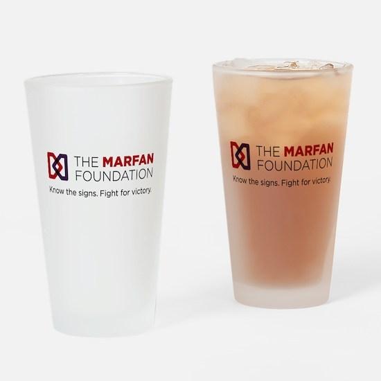 Cute Nonprofit Drinking Glass