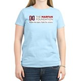 Marfan foundation Women's Light T-Shirt