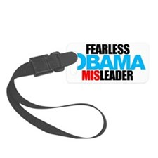 FEARLESS-MISLEADER-NO-LOGO-STACK Luggage Tag