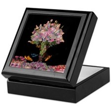 Bouquet Keepsake Box