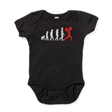 Weightlifting Evolution Baby Bodysuit