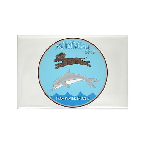 2013 Team Water Spaniel Logo Magnets