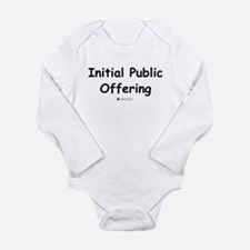 Initial Public Offering - Infant Creeper Body Suit