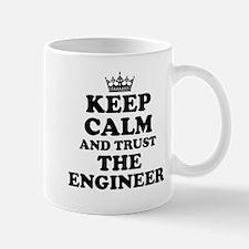 Trust the Engineer Mugs