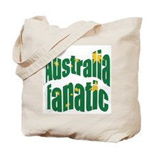 Australia fanatic Tote Bag