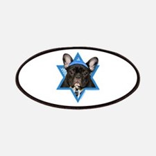 Hanukkah Star of David - Frenchie Patches