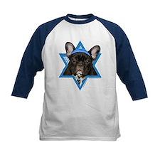 Hanukkah Star of David - Frenchie Tee