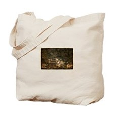 Steps up the Mountain Tote Bag