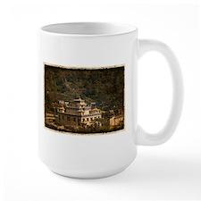 Steps up the Mountain Mug