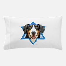 Hanukkah Star of David - Bucher Pillow Case
