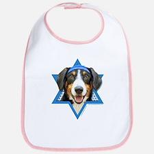 Hanukkah Star of David - Bucher Bib