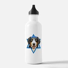 Hanukkah Star of David - Bucher Water Bottle