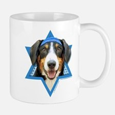 Hanukkah Star of David - Bucher Mug