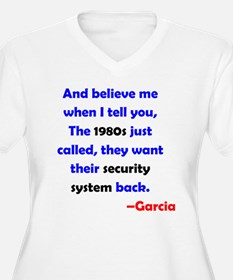 1980s Security System T-Shirt