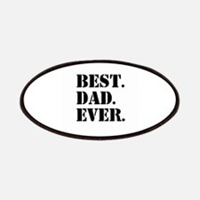 Best Dad Ever Patches