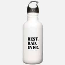 Best Dad Ever Sports Water Bottle