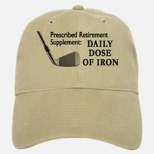 Daily Dose Of Iron Golf Cap