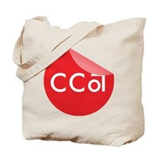 CCA Sticker Tote Bag