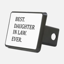 Best Daughter in Law Ever Hitch Cover