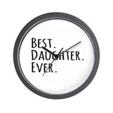Best daughter Wall Clocks